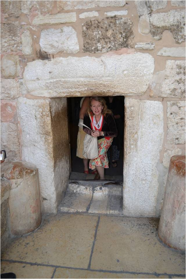 The Door of Humility, the Church of our Nativity, Bethlehem